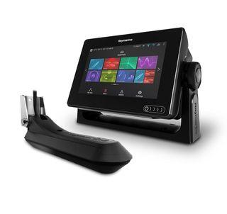 Raymarine Axiom 7 RV with RealVision 3D Sonar