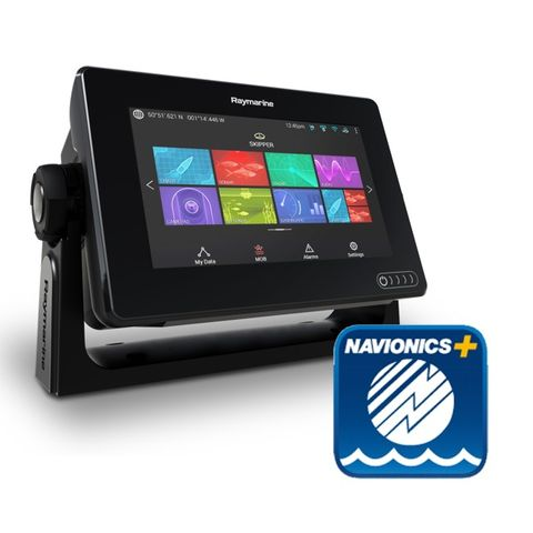 Raymarine Axiom 7 RV with RealVision 3D Sonar