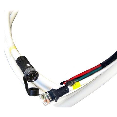 Raymarine Digital Radar to RJ45 Cable