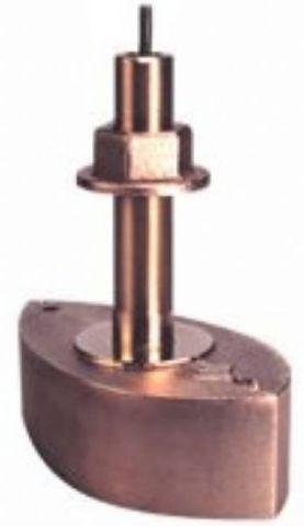 Raymarine B260 1kW Bronze Thru-Hull Transducer with Fairing Block