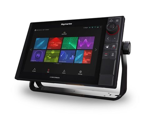 Raymarine Axiom Pro 12s with Single Channel CHIRP Sonar