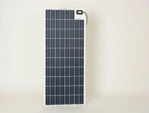 Sunware Semi Flexible Solar Panel - Outlet on Top