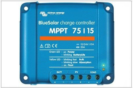 Victron MPPT BlueSolar Charge Controller