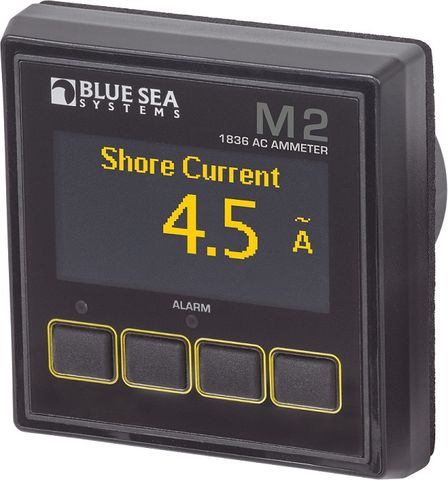 Blue Sea M2 OLED AC Meters