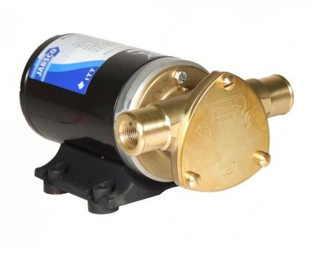 Jabsco Diesel Pump - Sliding Vane