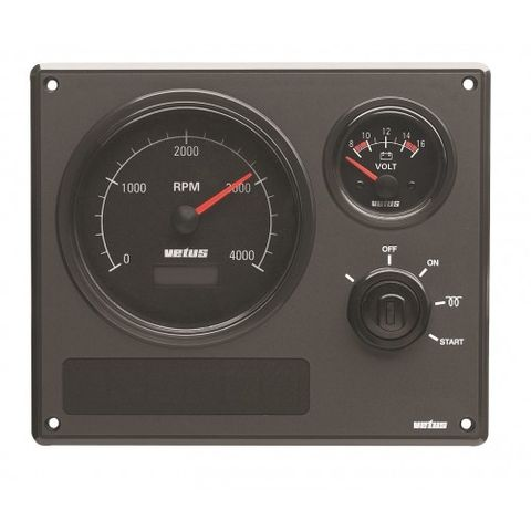 Vetus Engine Instrument Panel MP22