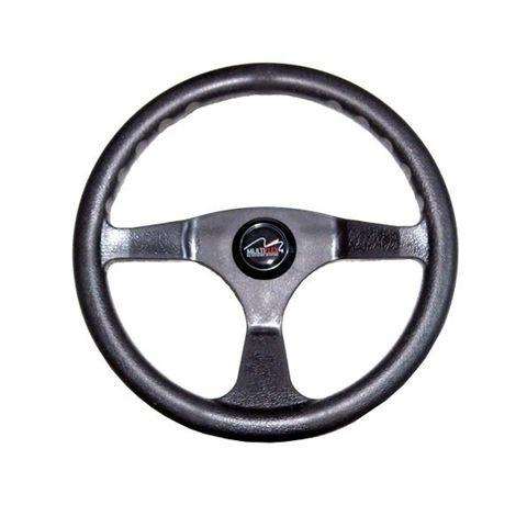 Alpha Plastic Steering Wheel