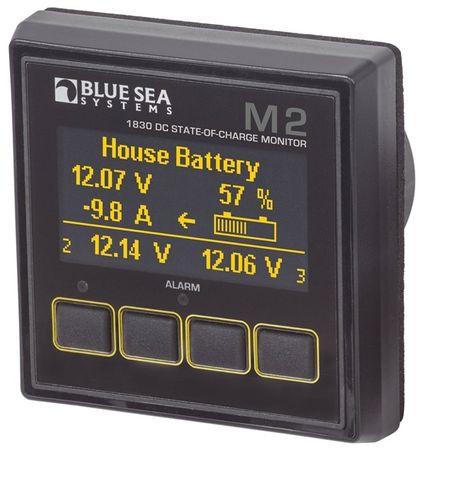 Blue Sea M2 OLED DC Meters