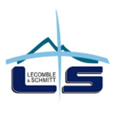Lecomble & Schmitt Outboard Cylinder Tee