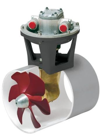 Vetus Hydraulic Thruster - 55KGF 3.5KW