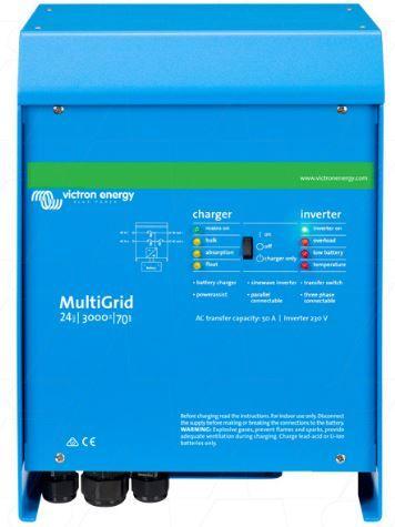 Victron MultiGrid Inverter Charger