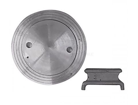 Saw Alloy Inspection Deck Plate