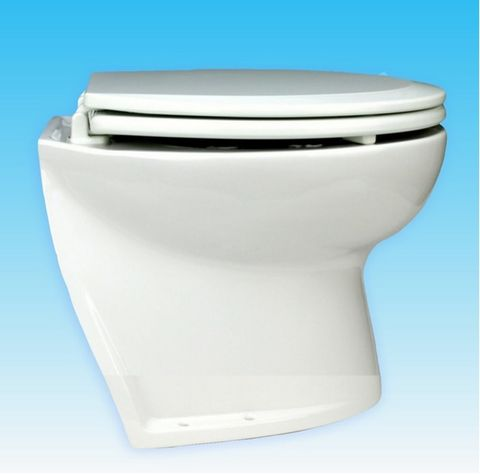 Jabsco Deluxe-Series Electric Toilet