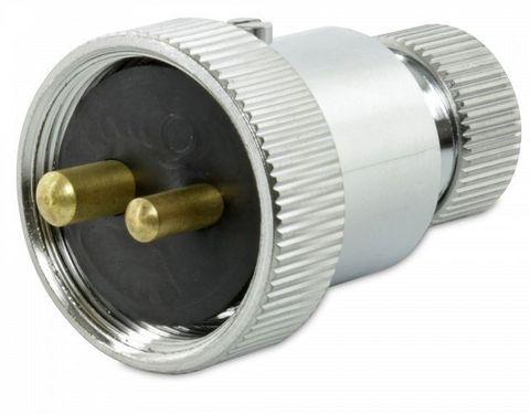 Hella Marine Water Resistant Chrome Brass Plugs/Sockets