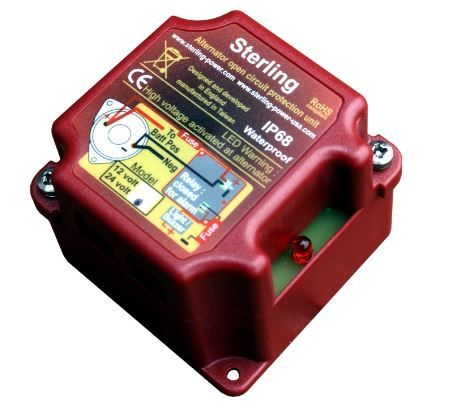 Sterling Power Alternator Protection Device
