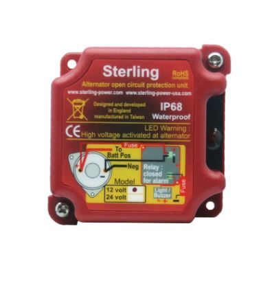 Sterling Power Alternator Protection Device