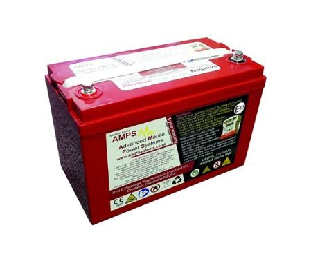 Sterling Power AMPS LiFePO4 Lithium Batteries