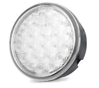 Hella Marine Round LED Reversing Lamp
