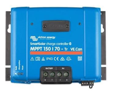 Victron MPPT VE.CAN SmartSolar Charge Controller with Bluetooth