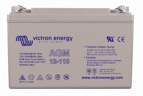 12V Victron Deep Cycle AGM Battery