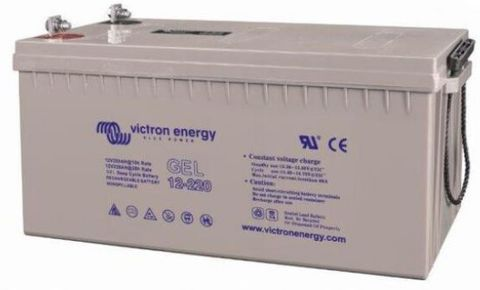 12V Victron Deep Cycle Gel Battery
