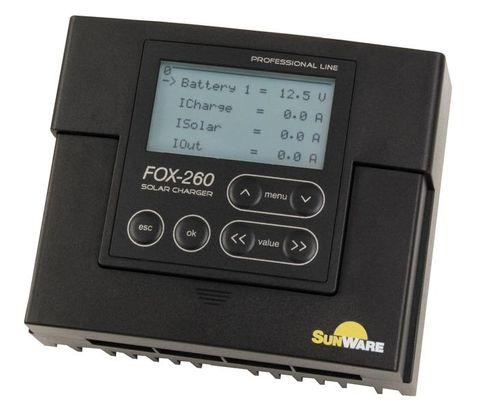 Sunware Solar Regulator X60 Series