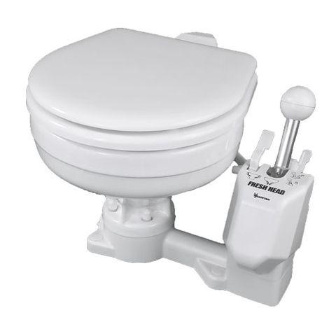 Raritan Fresh Head Manual Toilet