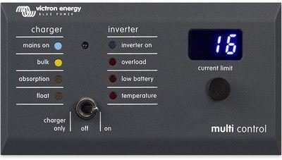 Victron Digital Multi Controller