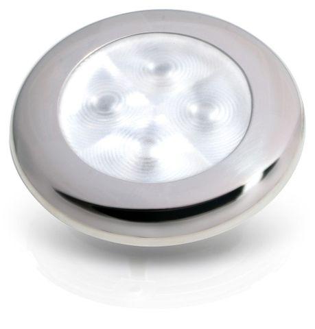 Hella Marine LED Round Courtesy Lamps - White