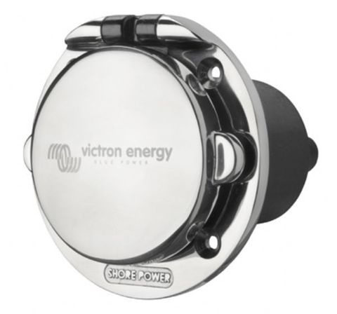 Victron Power Inlet Rubber Cover