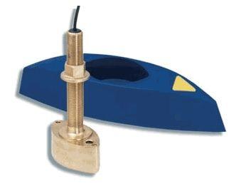 Raymarine B45 600W Bronze Thru-Hull Transducer with Fairing Block