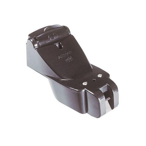 Raymarine P66 600W Depth, Speed and Temp. Transom Transducer