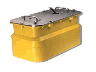 Raymarine R599 3kW CHIRP In-Hull Transducer