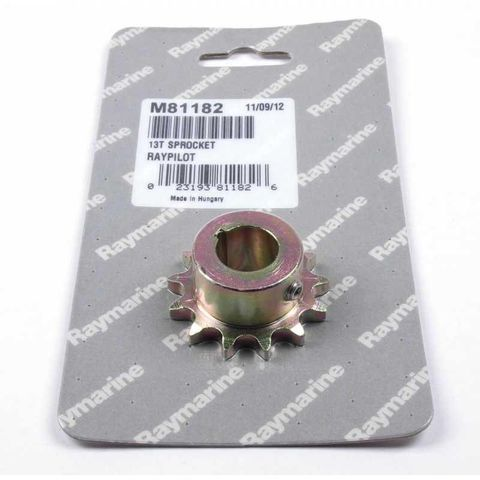 Raymarine 13 Tooth Sprocket for Rotary Drives