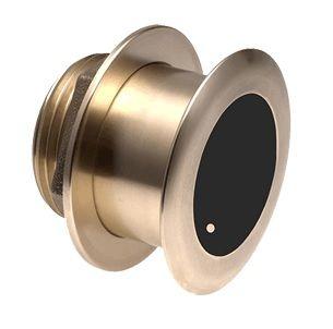 Raymarine B175 1KW CHIRP Bronze Low Profile Thru-Hull Transducer - 12° Tilt