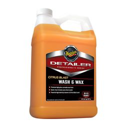 Citrus Blast Wash & Wax, USGal/3.79L