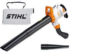 SHE81 Electric Vacuum Shredder/Blower