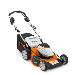 RMA510 V S/P Battery Lawnmower