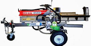 RG Deluxe Log Splitter GX200