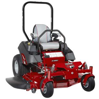 "IS600Z 48"" Cut Ride-on Mower"