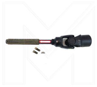 Uni-Joint Shaft/90 Deg Splined Keyed
