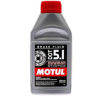 DOT 5.1 BRAKE FLUID 0.500L