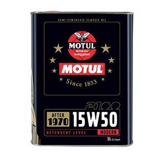 2100 15W50 2L (METAL CAN)