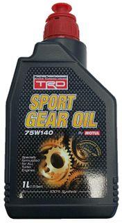 TRD SPORT GEAR OIL 75W140 1L