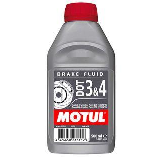 DOT 3&4 BRAKE FLUID 0.500L