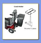 Crutch Holders