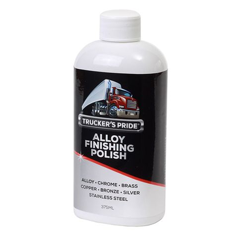 Truckers Pride Alloy Finishing Polish