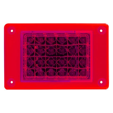 Lucidity LED Red Insert