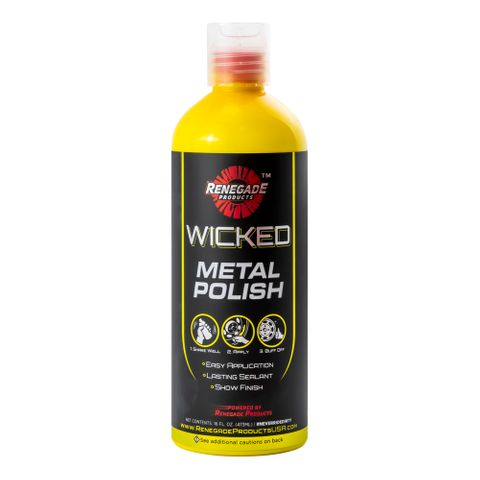 Wicked Metal Polish