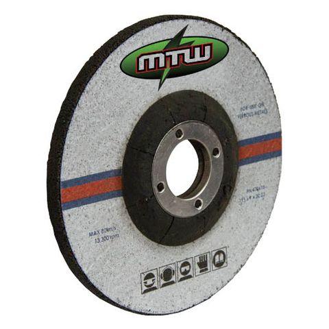MTW Metal Grinding Discs